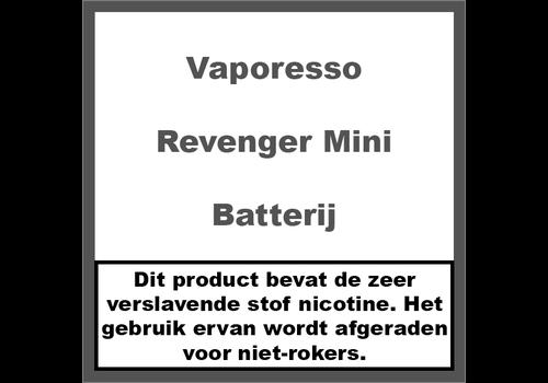 Vaporesso Revenger Mini Mod Silver