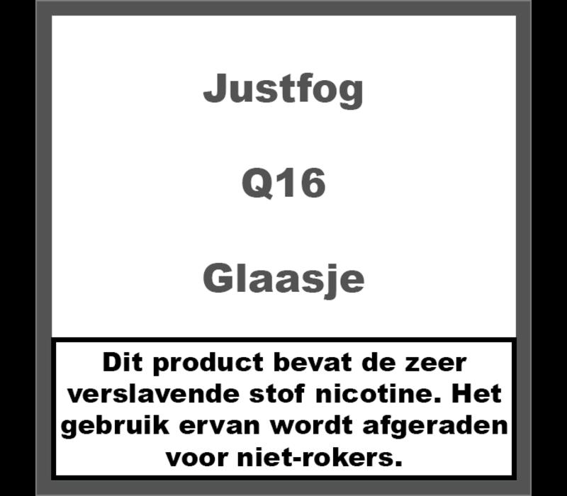 Q16 Reserve Glaasje
