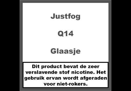 JustFog Q14 Reserve Glaasje