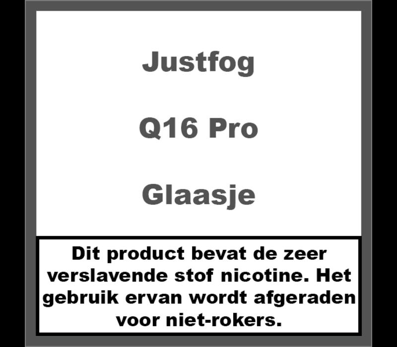 Q16 Pro Reserve Glaasje