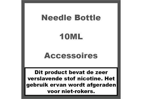 Needle Bottle 10ml