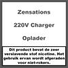 ZenSations 220V Charger