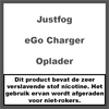 JustFog USB Battery Charger