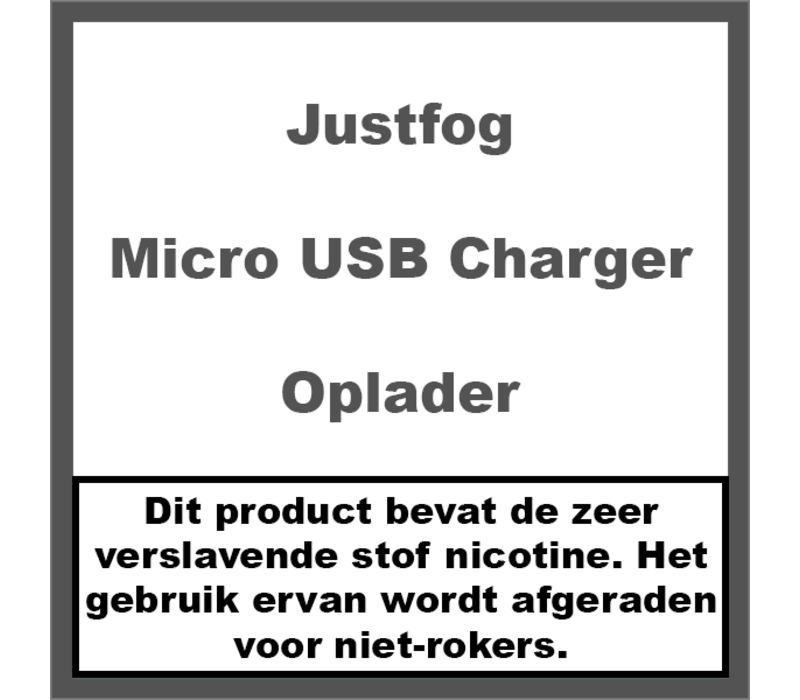 Micro USB Battery Charger