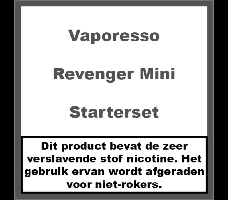 Revenger Mini Starterset Zwart