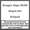 Dragon Vape Peach Ori