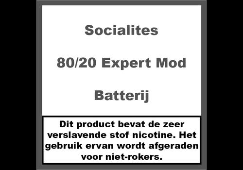 Socialites 80/20 Expert Mod