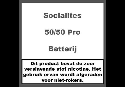 Socialites 50/50 Pro Batterij