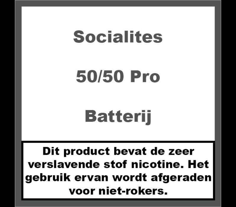 50/50 Pro Batterij