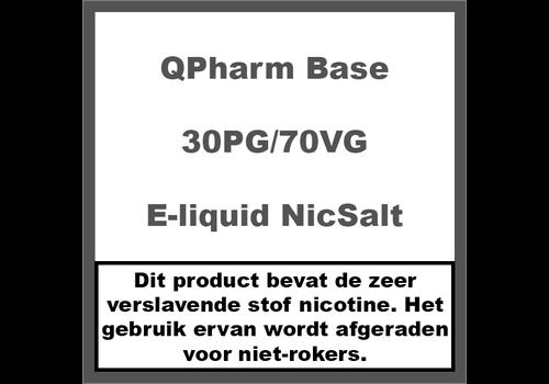 QPharm Base 30%PG/70%VG NS