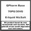 QPharm Base 70%PG/30%VG NS