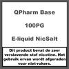 QPharm Base 100%PG NS