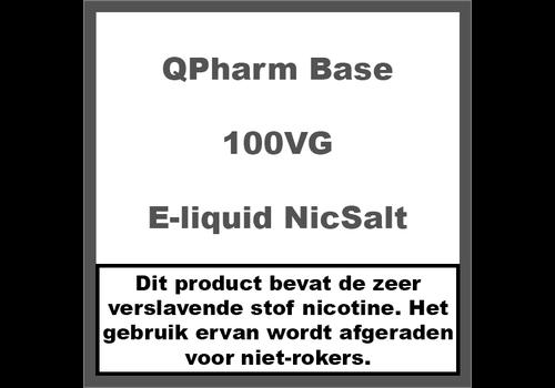 QPharm Base 100%VG NS