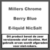 Millers Chrome Line Berry Blue NS