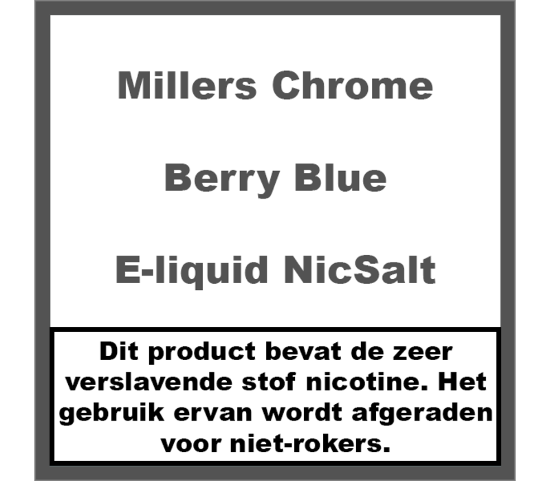 Berry Blue NS