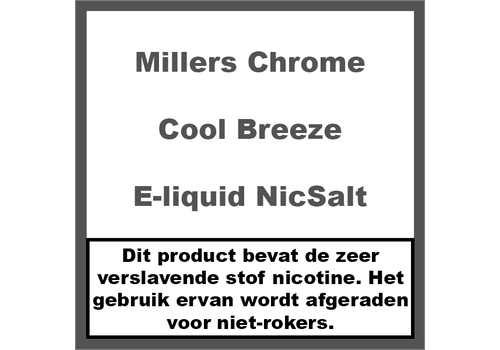 Millers Chrome Line Cool Breeze NS
