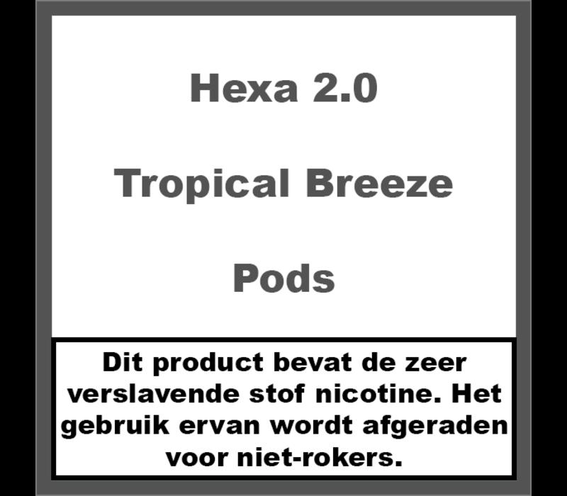 2.0 Pods Tropical Breeze