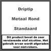 DripTip 510 Metaal Rond