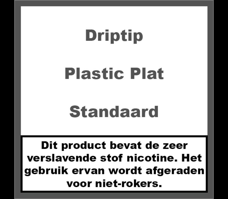 DripTip 510 Plastic Plat