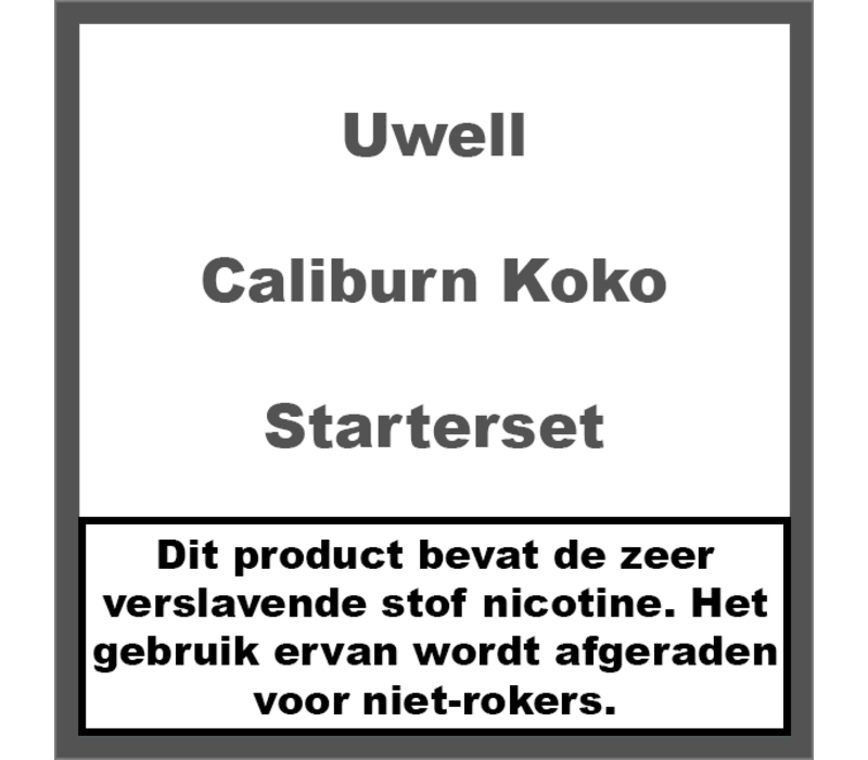 Caliburn Koko