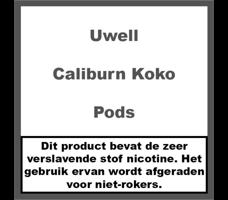 Caliburn Koko Pods