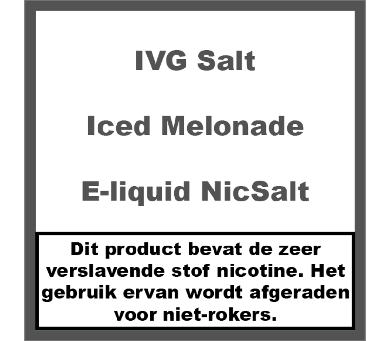 Iced Lemonade NS20