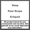 Veep Pear Drops (50ml)
