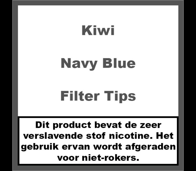 Navy Blue Filter Tips