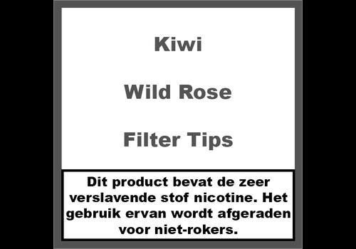 Kiwi Wild Rose Filter Tips