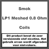 Smok LP1 Coils Meshed 0.8 Ohm