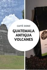 Caffè Dono - Caffè Dono Guatemala Antigua Volcanes