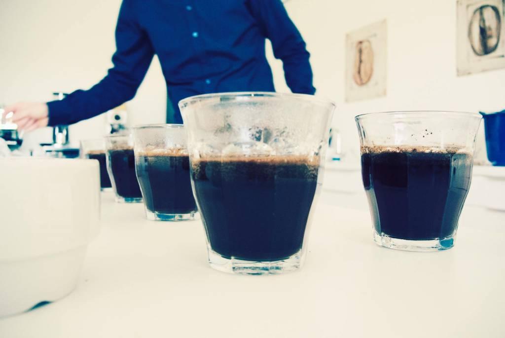 Caffè Dono - Workshop Koffie Cuppen