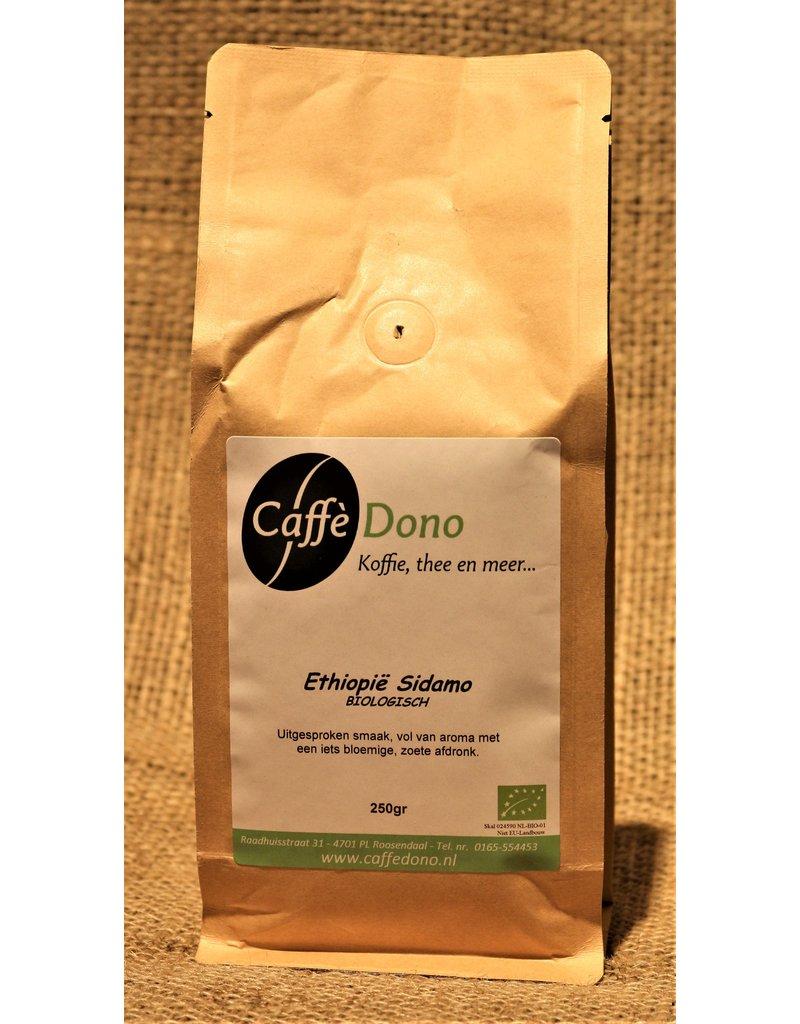 Caffè Dono - Ethiopië Sidamo BIO