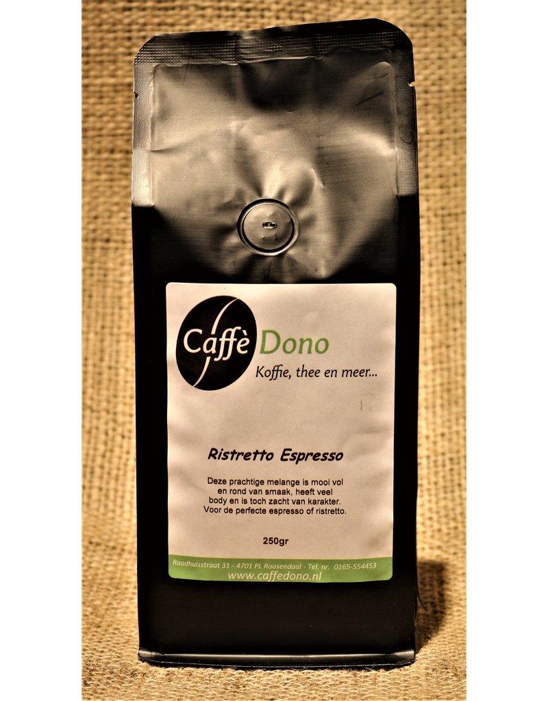 Caffè Dono - Ristretto Espresso