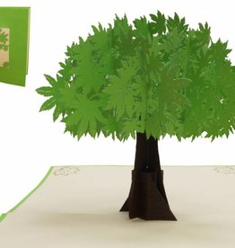 Pop Up Card - Tree (Mo. 718)