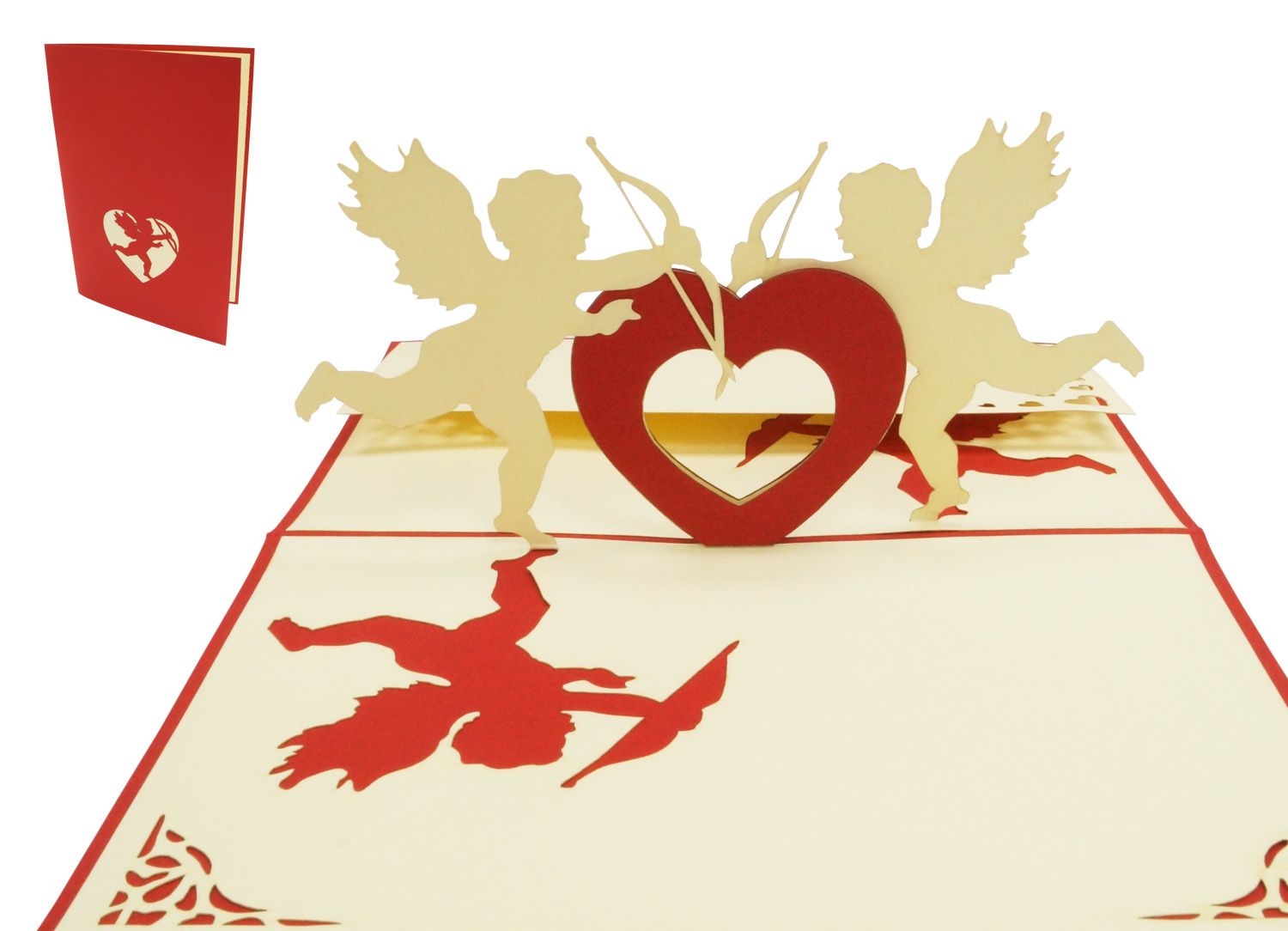 Cupid (red)