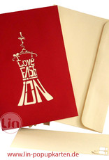 Pop up greeting card, shopping - Copy