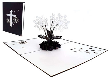 Mourning / condolence cards