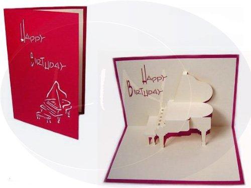 Piano (rot) (Nr.6)