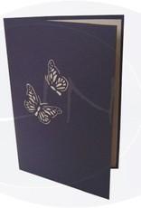 Schmetterling (blau)