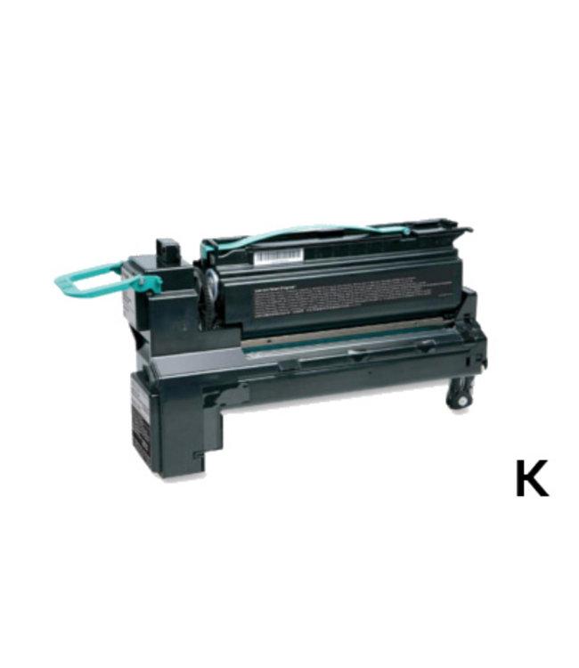 TonerWinkel Huismerk Lexmark C792bkHC (C792X1KG) Toner zwart (20000afd.)