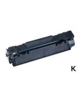 TonerWinkel Huismerk Canon (CRG-712) Dubbelpak Zwart (2x1500 afd.)