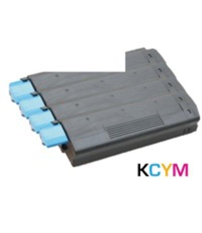 TonerWinkel Huismerk OKI (42403002) Voordeelset Kleur TOC5000bk/cy/ma/ye C5000kit
