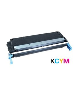 TonerWinkel Huismerk HP (645A) Voordeelset Kleur COL9730A/31A/32A/33A CLJ5500kit
