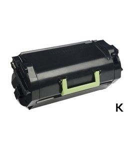 TonerWinkel Huismerk Lexmark (622X/62D2X00) Toner Zwart (45000 afd.) MX711
