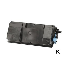 TonerWinkel Huismerk Kyocera (TK3100) Toner Zwart (12500 afd.) TK-3100
