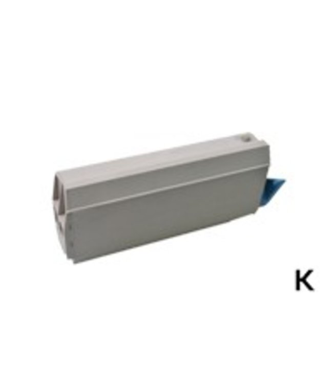 TonerWinkel Huismerk OKI C7100/C7300/C7350/C7500 (10.000 afd.) Zwart 41963009