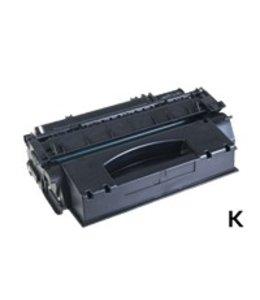 TonerWinkel Huismerk HP Q7553X (10.000 afd.) XXL capaciteit Toner Zwart