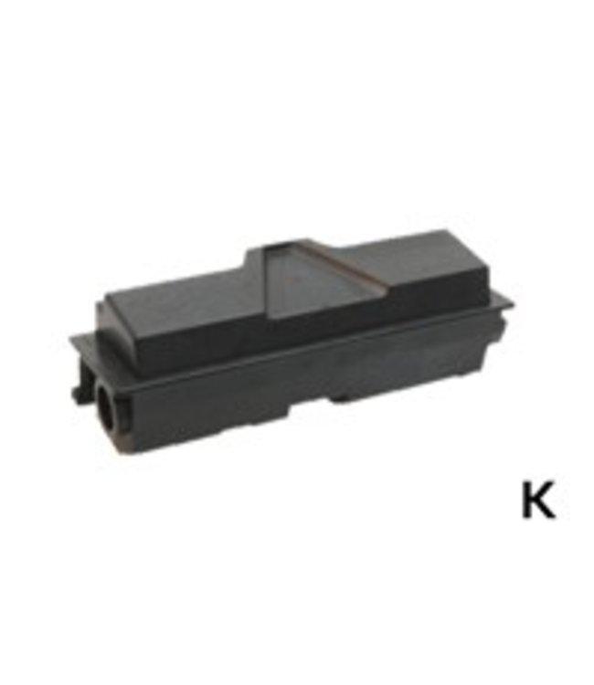TonerWinkel Huismerk Kyocera TK140/ TK-140 (4000 afd.)Toner Zwart 1T02H50EU1