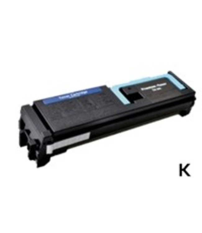 TonerWinkel Huismerk Kyocera TK540K/TK-540K (5000 afd.) Toner Zwart 1T02HL0EU1